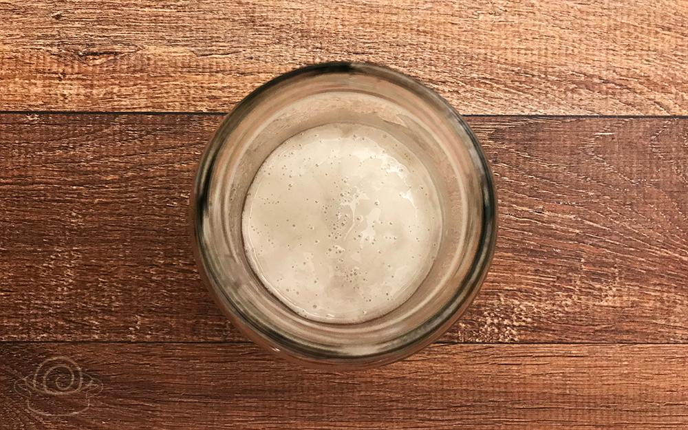 Levain, fermento natural para pães