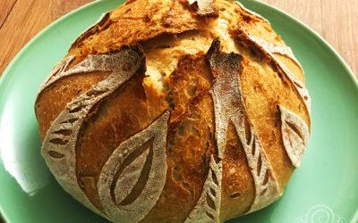 Como fazer pães de fermentação natural