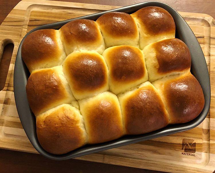 Pão de Três Leites com fermentação natural